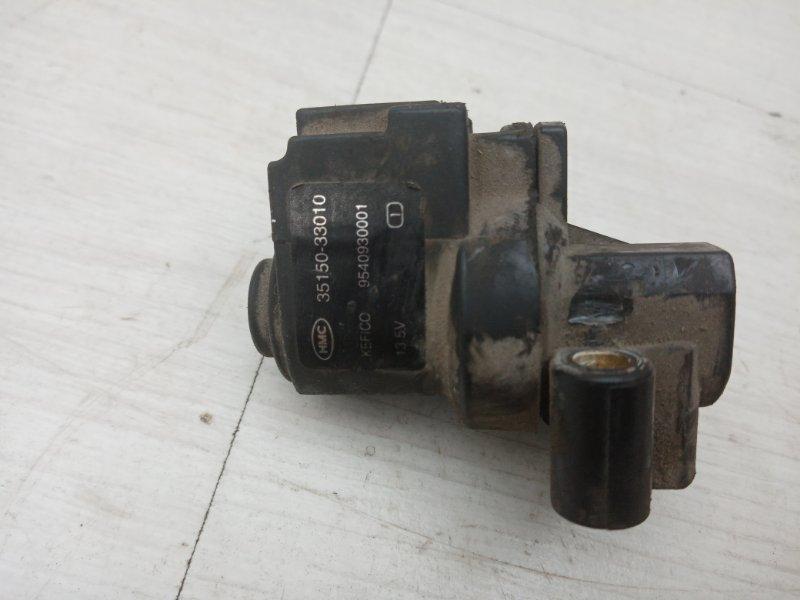 Клапан холостого хода Hyundai Sonata EF 5 G4JP 2004 (б/у)