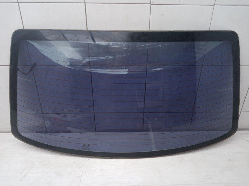 Стекло заднее Hyundai Sonata EF 5 G4JP 2004 (б/у)