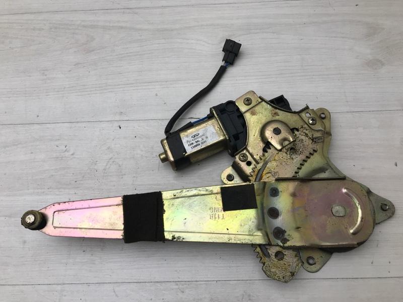Стеклоподъемник задний левый Vortex Tingo T11 SQR481FC 2011 (б/у)