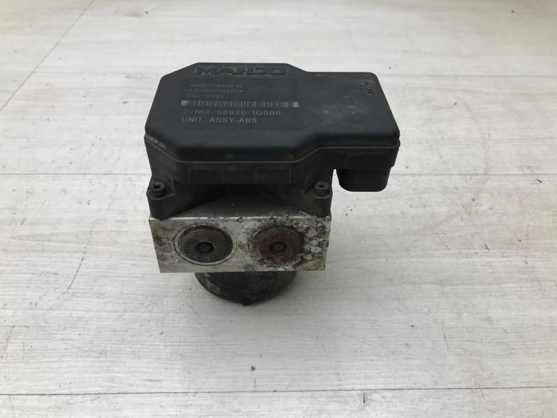 Блок abs Kia Rio 2 G4EE 2005 (б/у)