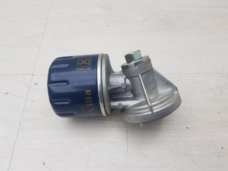 Корпус масляного фильтра Renault Duster 1.5CDI