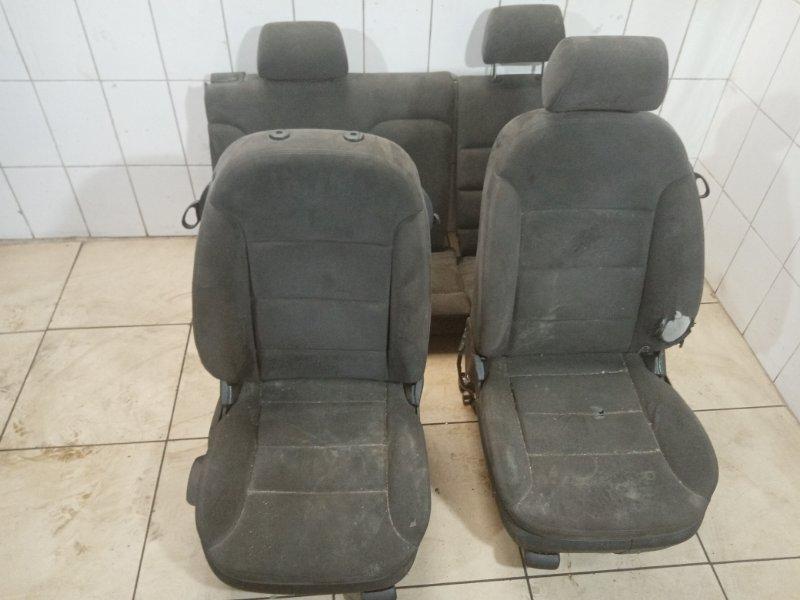 Комплект сидений Audi A3 8L AVU 2002 (б/у)