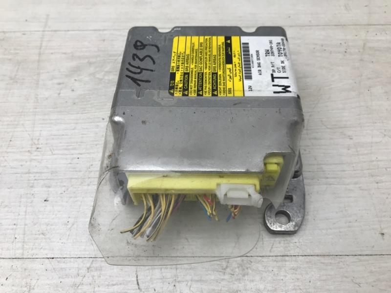 Блок управления airbag Toyota Yaris NSP90 1NR-FE 2010 (б/у)