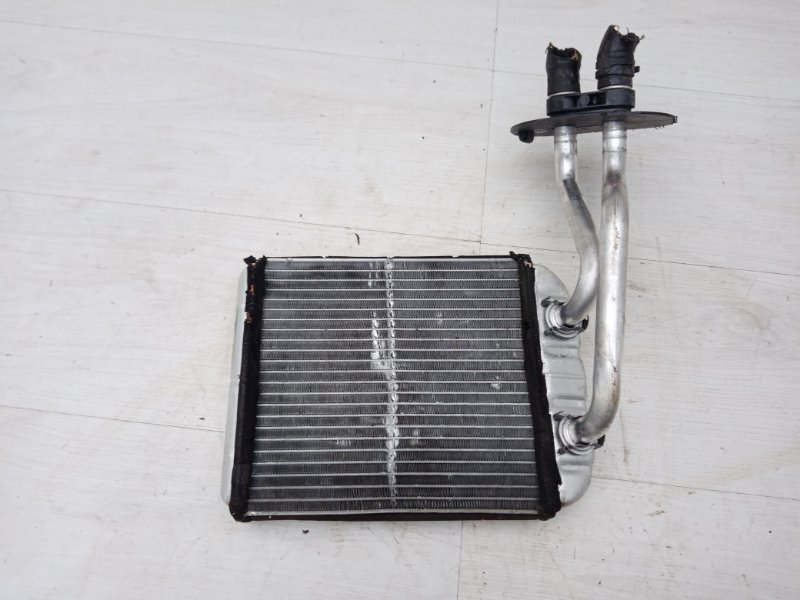 Радиатор печки Vw Touareg 7L BAA 2003 (б/у)