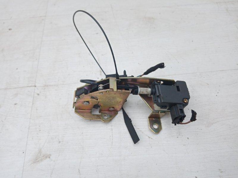 Замок стекла багажника Vw Touareg 7L BAA 2003 (б/у)