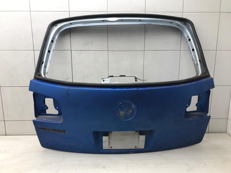 Крышка багажника Vw Touareg 7L BAA 2003 (б/у)