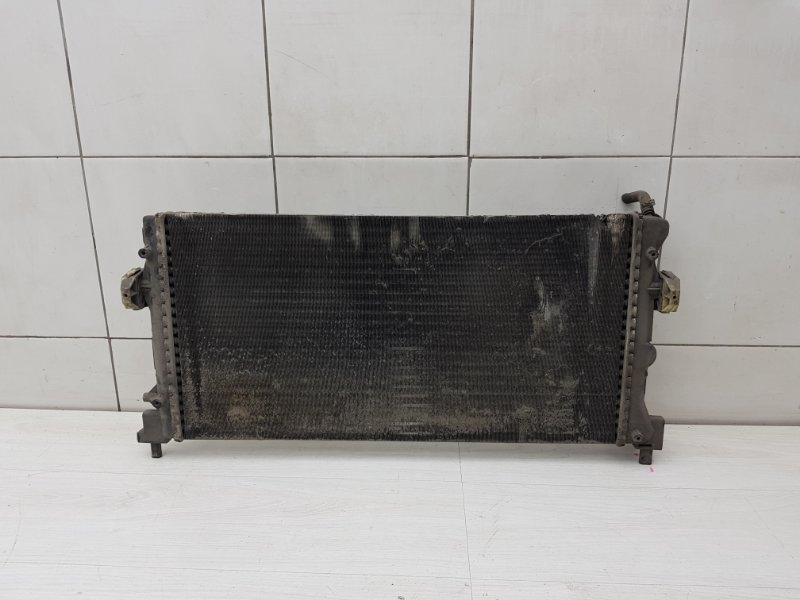 Радиатор основной Vw Polo Sedan 5 CFNA 2012 (б/у)