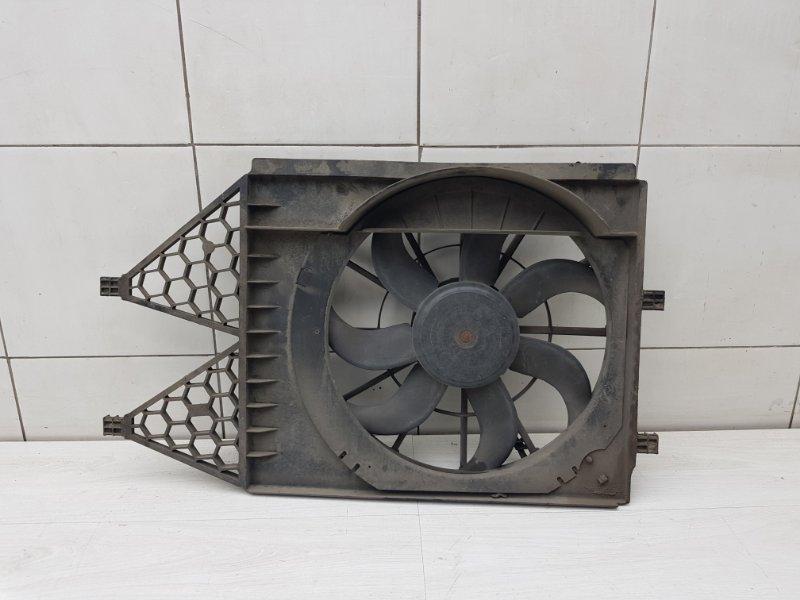 Вентилятор охлаждения Vw Polo Sedan 5 CFNA 2012 (б/у)