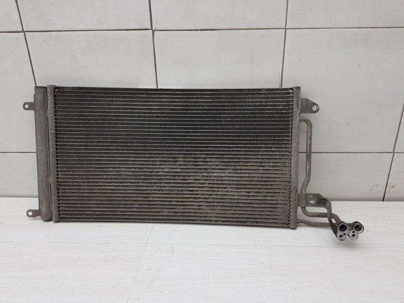 Радиатор кондиционера Vw Polo Sedan 5 CFNA 2012 (б/у)