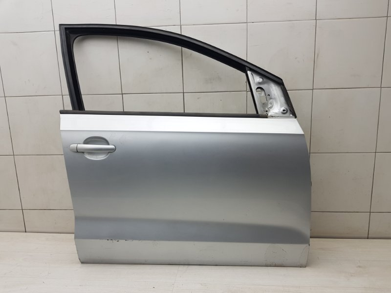 Дверь передняя правая Vw Polo Sedan 5 CFNA 2012 (б/у)