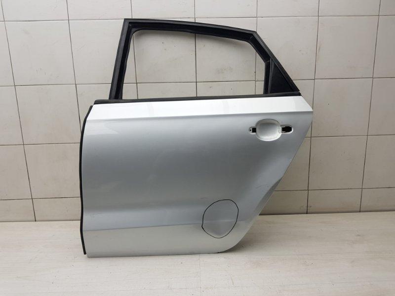 Дверь задняя левая Vw Polo Sedan 5 CFNA 2012 (б/у)