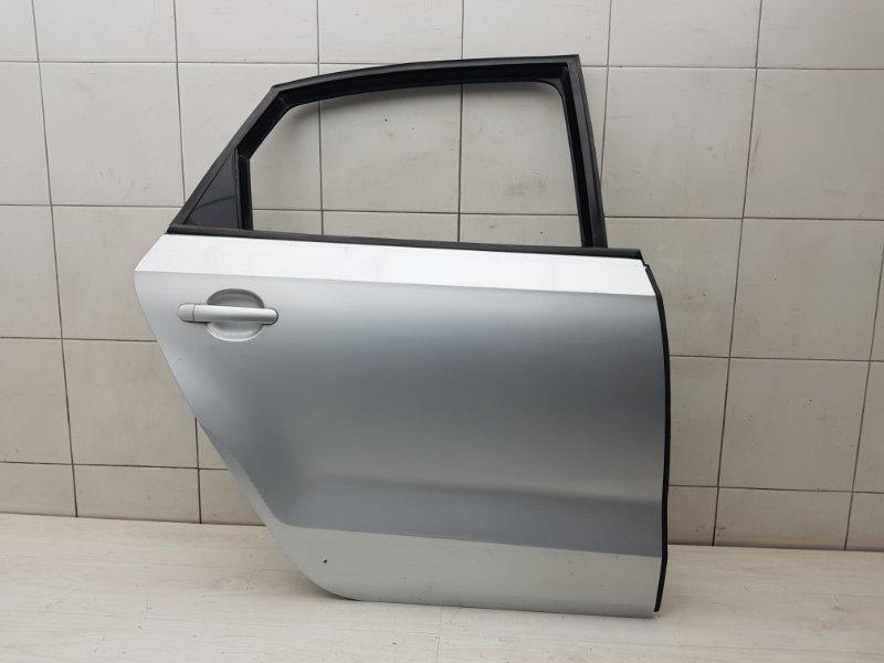 Дверь задняя правая Vw Polo Sedan 5 CFNA 2012 (б/у)