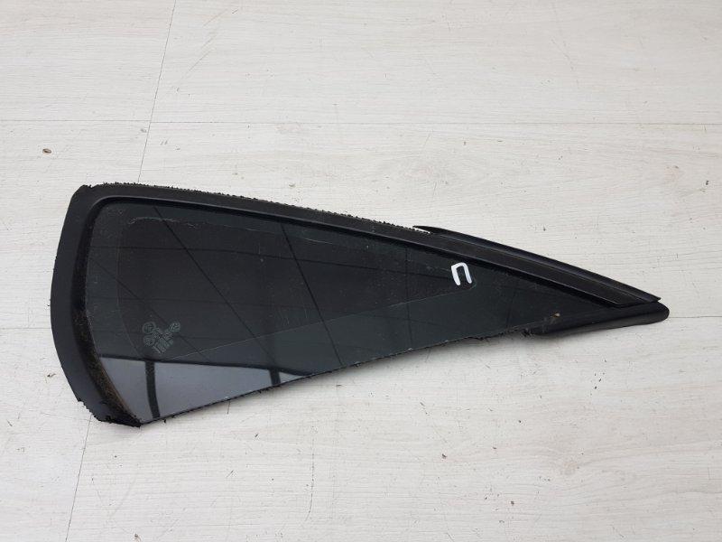 Форточка в крыло правая Vw Polo Sedan 5 CFNA 2012 (б/у)
