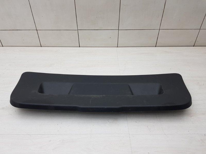 Обшивка крышки багажника Vw Polo Sedan 5 CFNA 2012 (б/у)