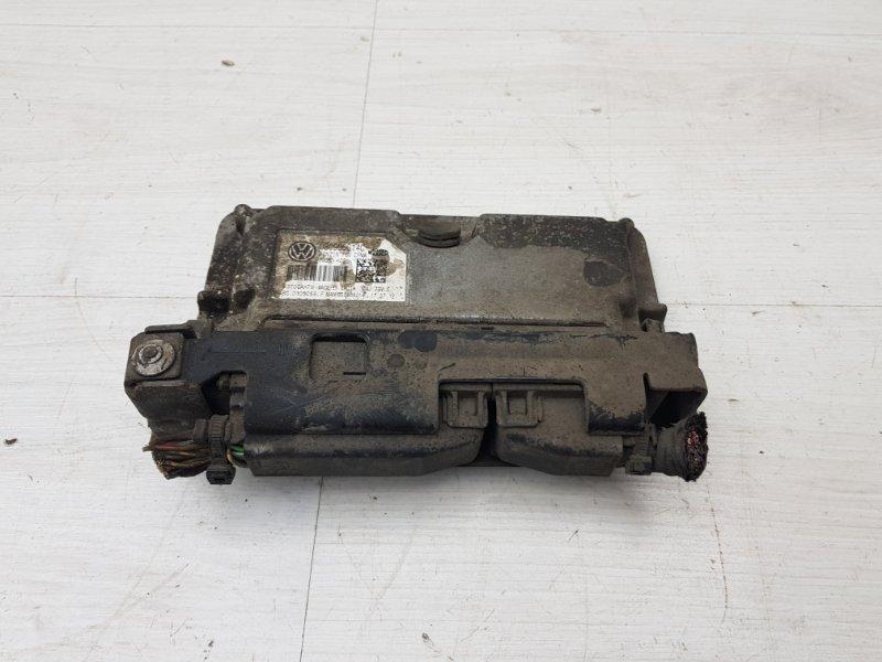 Блок управления двигателем Vw Polo Sedan 5 CFNA 2012 (б/у)