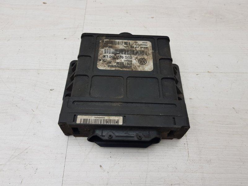 Блок управления акпп Vw Polo Sedan 5 CFNA 2012 (б/у)