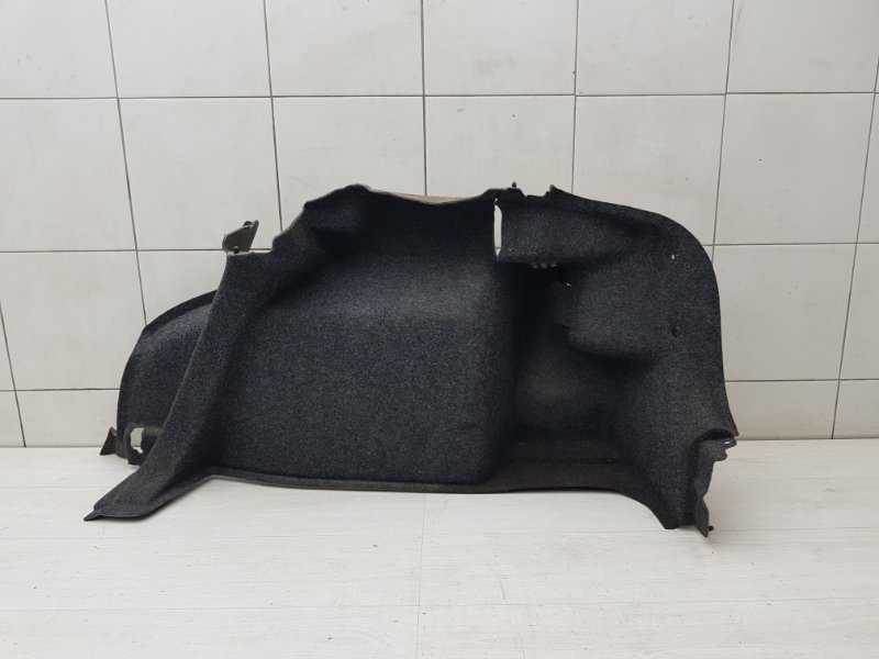 Обшивка багажника правая Vw Polo Sedan 5 CFNA 2012 (б/у)