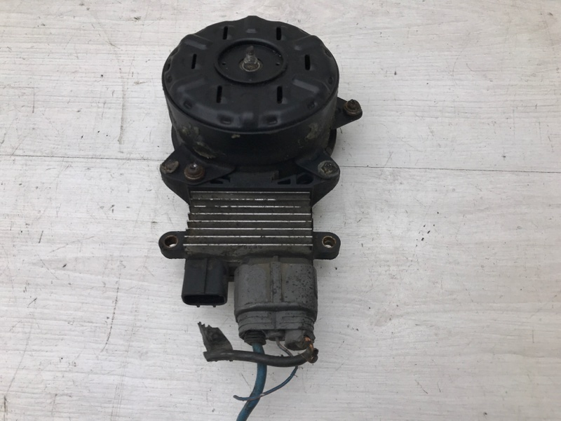 Моторчик вентилятора Mitsubishi Galant 8 USA 4G64 2002 (б/у)