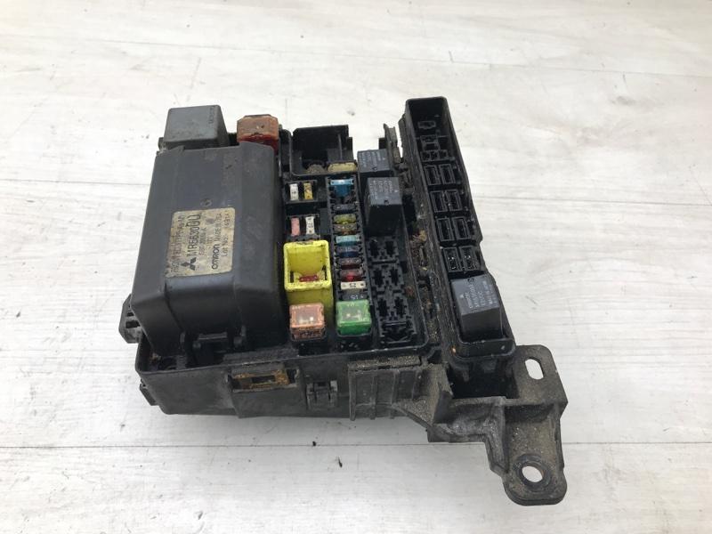 Блок предохранителей Mitsubishi Galant 8 USA 4G64 2002 (б/у)