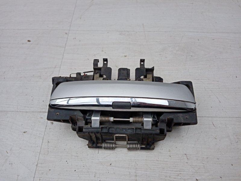 Ручка двери задней правой Audi A8 D3 BHT 2005 (б/у)