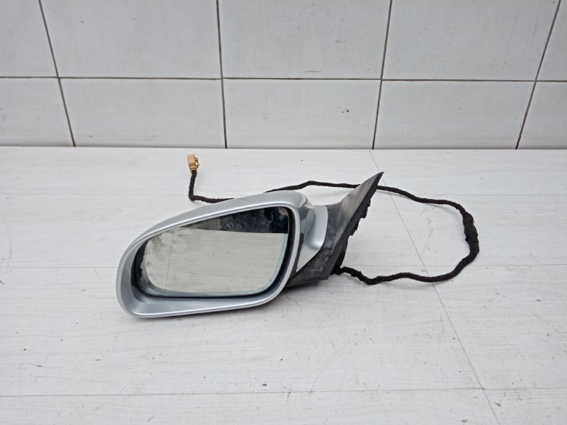 Зеркало левое Audi A8 D3 BHT 2005 (б/у)