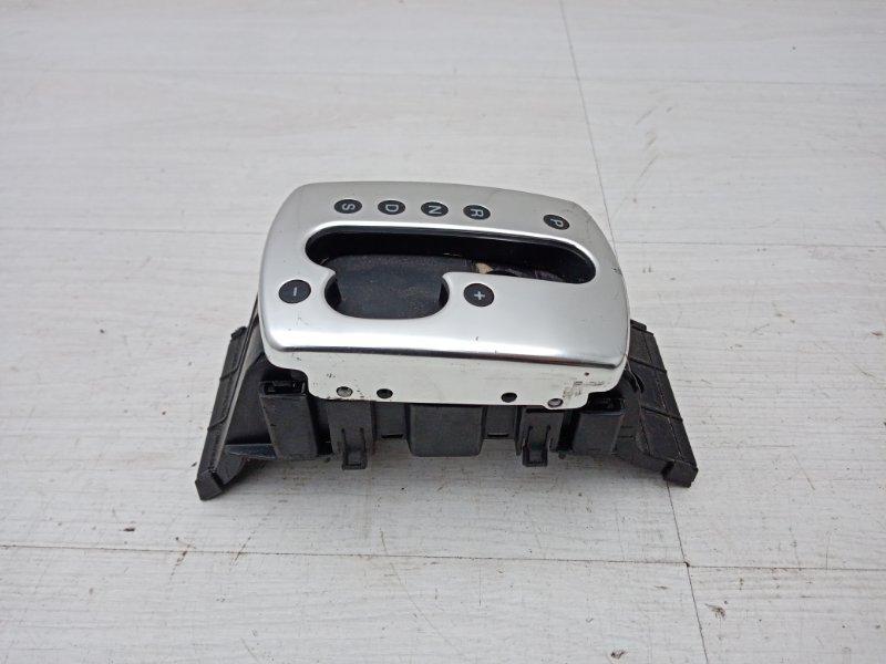 Накладка кулисы акпп Audi A8 D3 BHT 2005 (б/у)