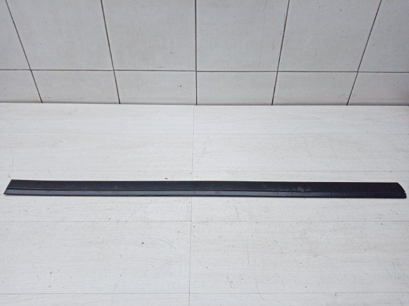 Накладка двери передняя правая Audi A8 D3 BHT 2005 (б/у)