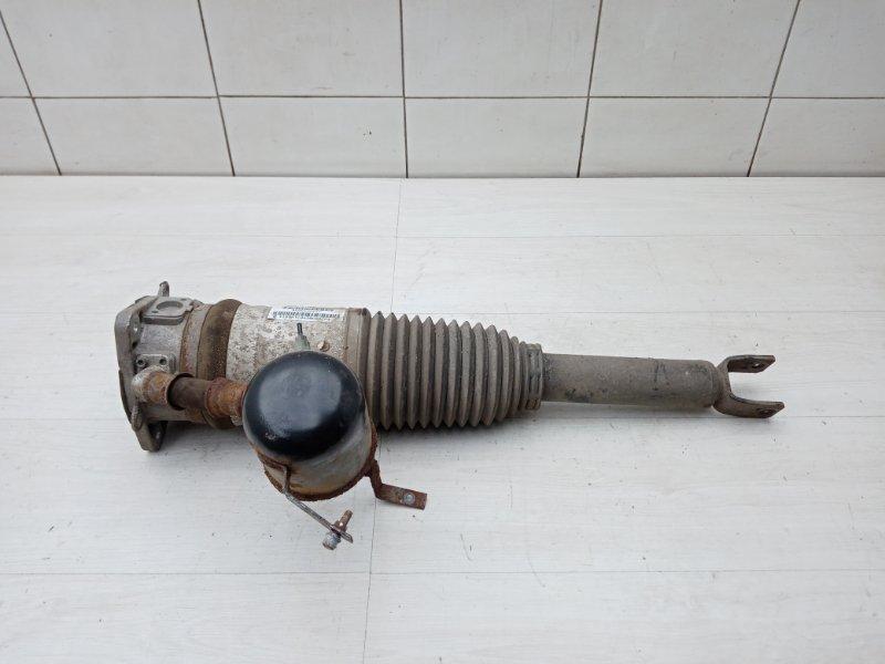 Амортизатор задний пневмо Audi A8 D3 BHT 2005 задний левый (б/у)