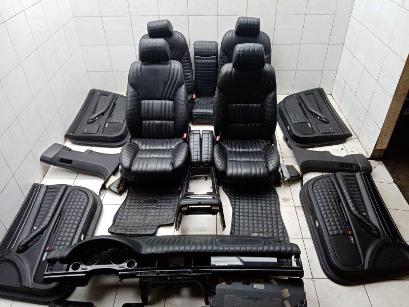 Кожаный салон Audi A8 D3 BHT 2005 (б/у)