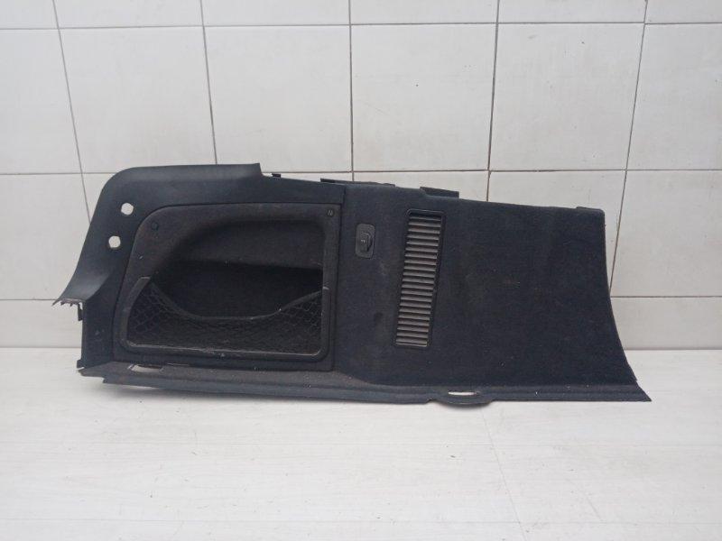 Обшивка багажника левая Audi A8 D3 BHT 2005 (б/у)