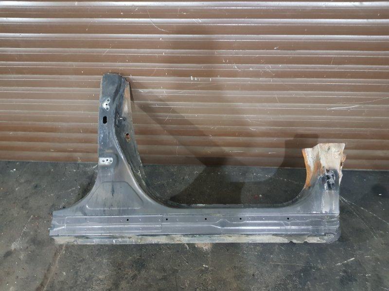 Порог правый Lexus Rx 3 GCL15 2GRFE 2010 (б/у)