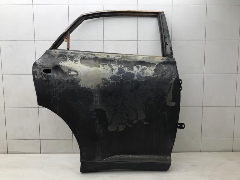 Дверь задняя правая Lexus Rx 3 GCL15 2GRFE 2010 (б/у)