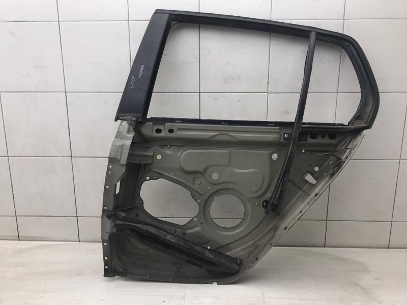 Дверь задняя левая Vw Golf 5 BKC 2004 (б/у)