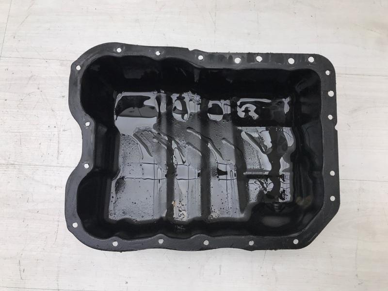 Поддон масляный Peugeot 4007 4B12 2012 (б/у)