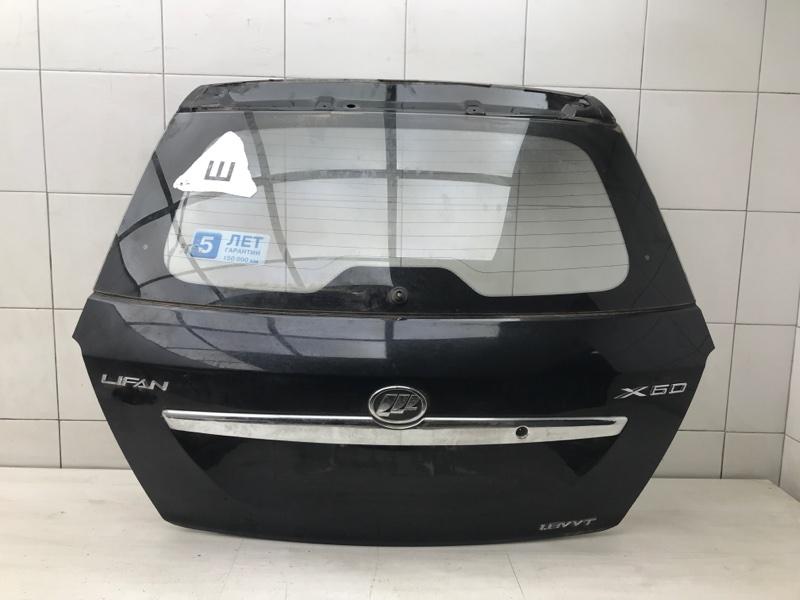 Крышка багажника Lifan X60 LFB479Q 2015 (б/у)