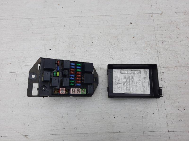 Блок предохранителей Tagaz C10 JAC HFC4GB1.3C 2012 (б/у)