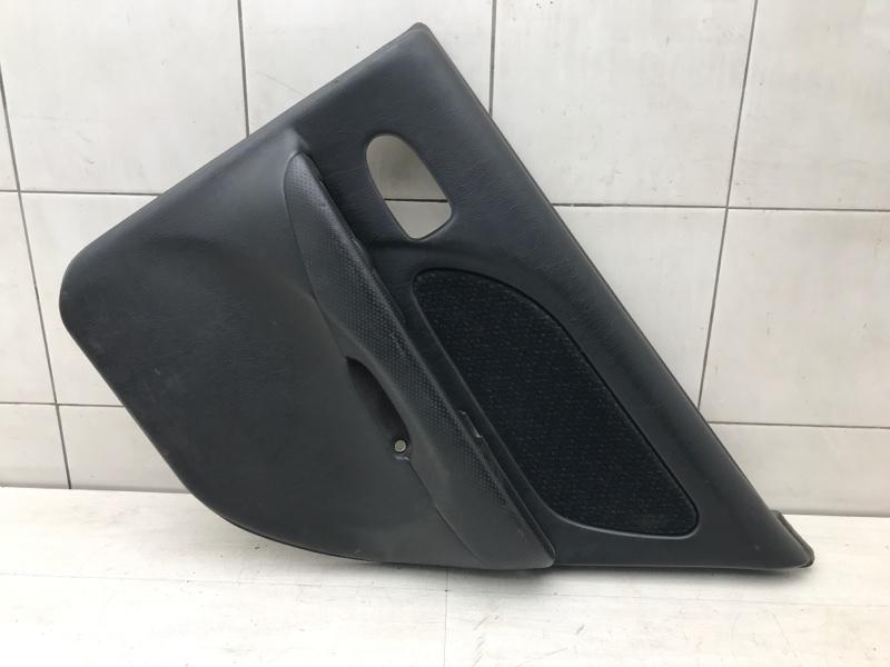 Обшивка двери задняя правая Hyundai Sonata EF 5 G4JS 2004 (б/у)