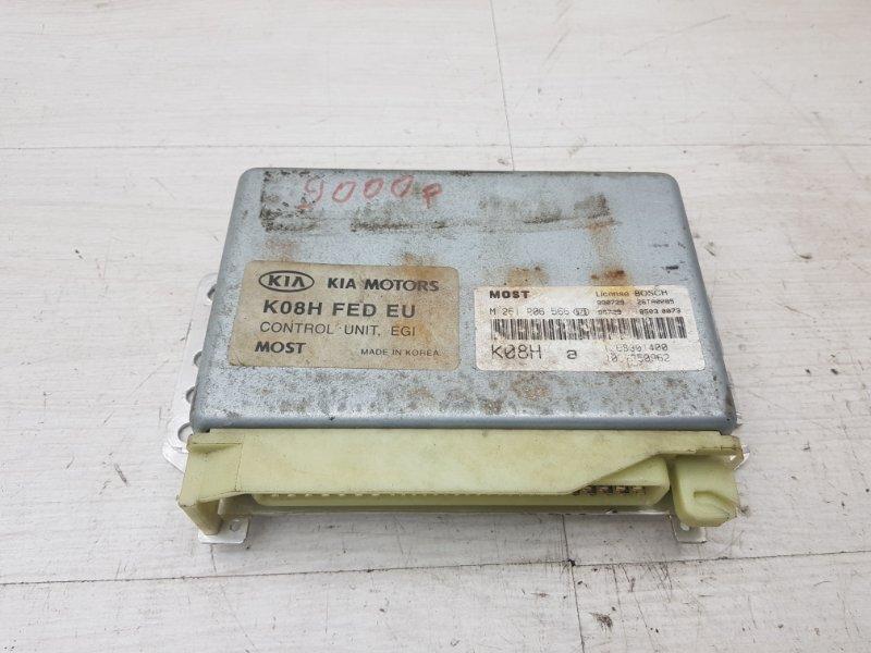 Блок управления двигателем Kia Sportage 1 FE 2001 (б/у)