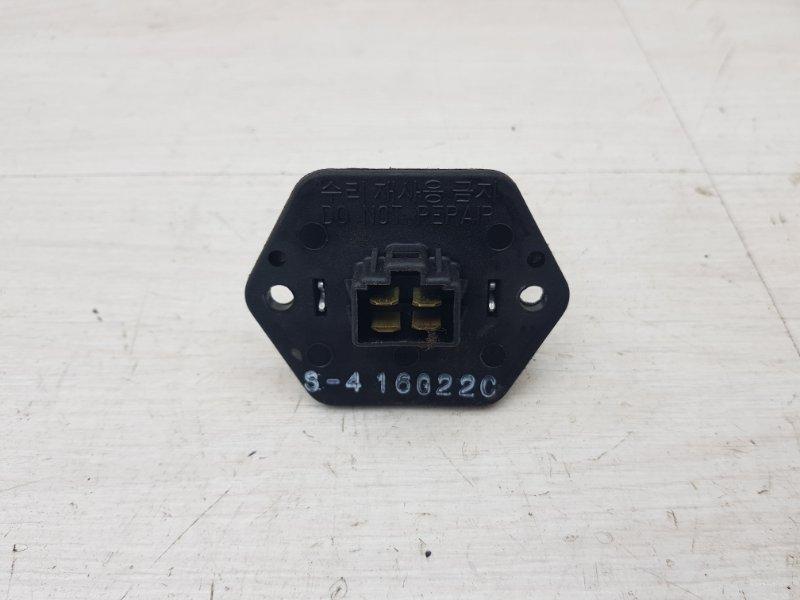 Резистор печки Kia Sportage 1 FE 2001 (б/у)