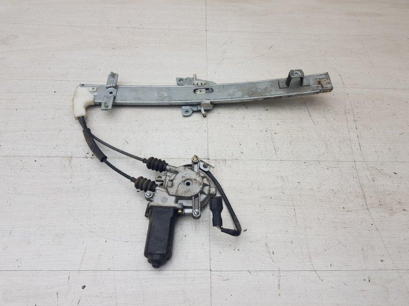 Стеклоподъемник задний правый Kia Sportage 1 FE 2001 (б/у)