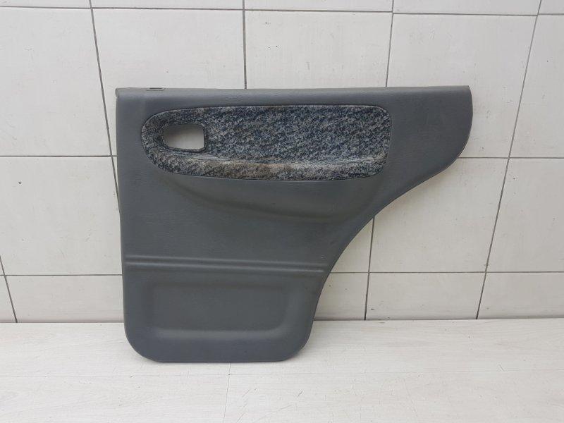 Обшивка двери задняя правая Kia Sportage 1 FE 2001 (б/у)