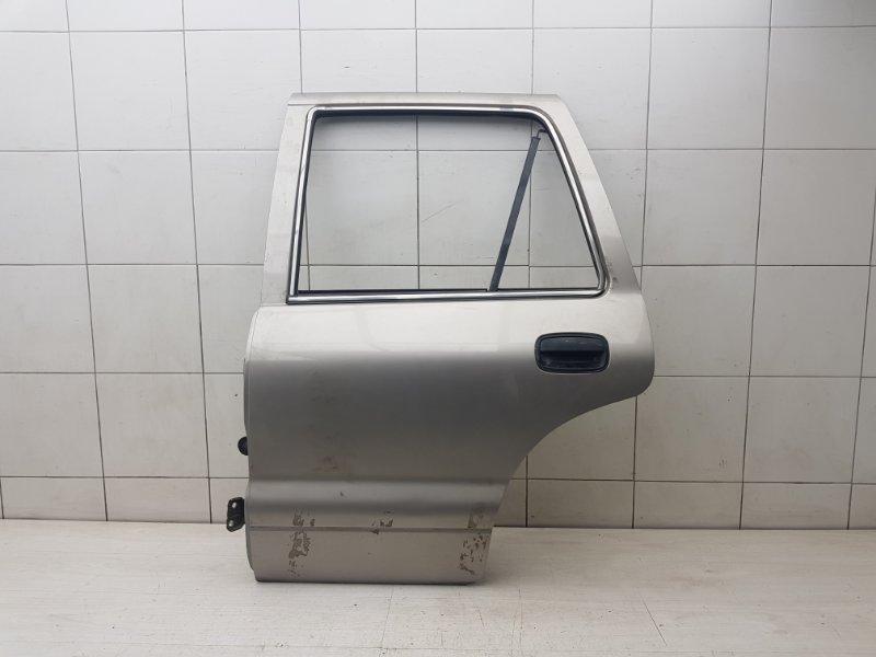Дверь задняя левая Kia Sportage 1 FE 2001 (б/у)