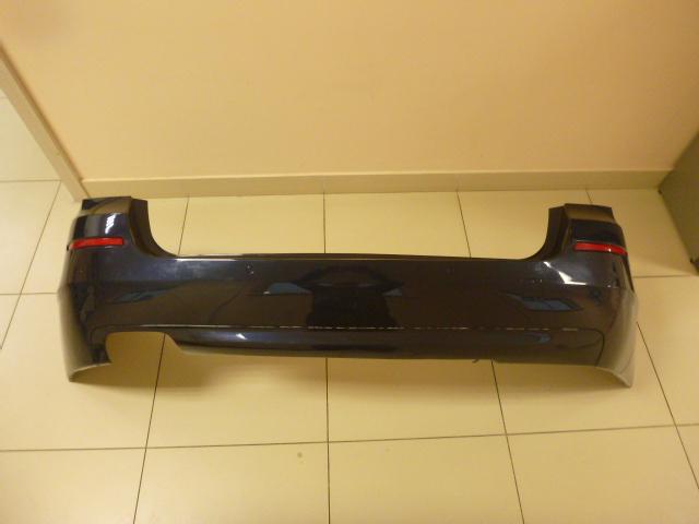 Бампер Bmw 5-Series F10 2009 задний (б/у)
