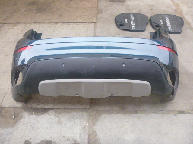 Бампер Bmw X6 E71 2009 задний (б/у)