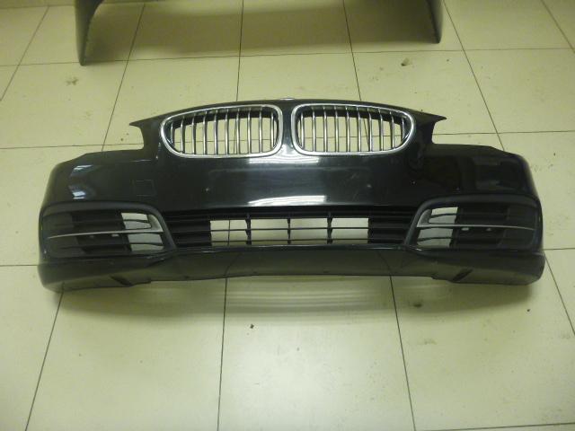 Бампер Bmw 5-Series F10 2012 передний (б/у)