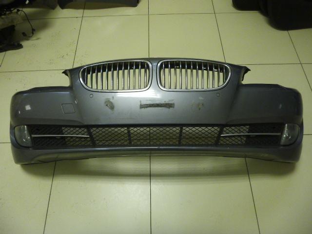 Бампер Bmw 5-Series F10 2009 передний (б/у)