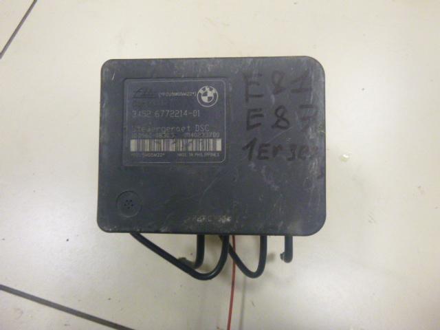 Блок abs Bmw 1-Series E81 2004 (б/у)