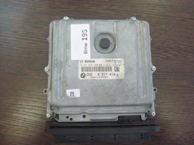 Блок управления двигателем Bmw X5 E70 2007 (б/у)