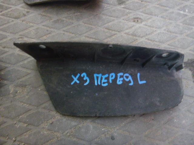 Брызговик Bmw X3 F25 2010 передний левый (б/у)