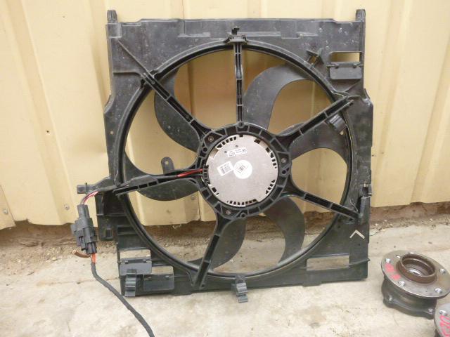 Вентилятор охлаждения радиатора Bmw X5 F15 2013 (б/у)